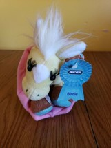 Breyer Birdie Plush Horse in Easter Egg 2005 NEW With Tag Rare - $12.62