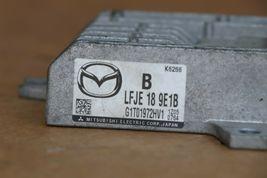 Mazda TCM TCU Trans Transmission Control Module Computer Shift Unit LFJE 18 9E1B image 3