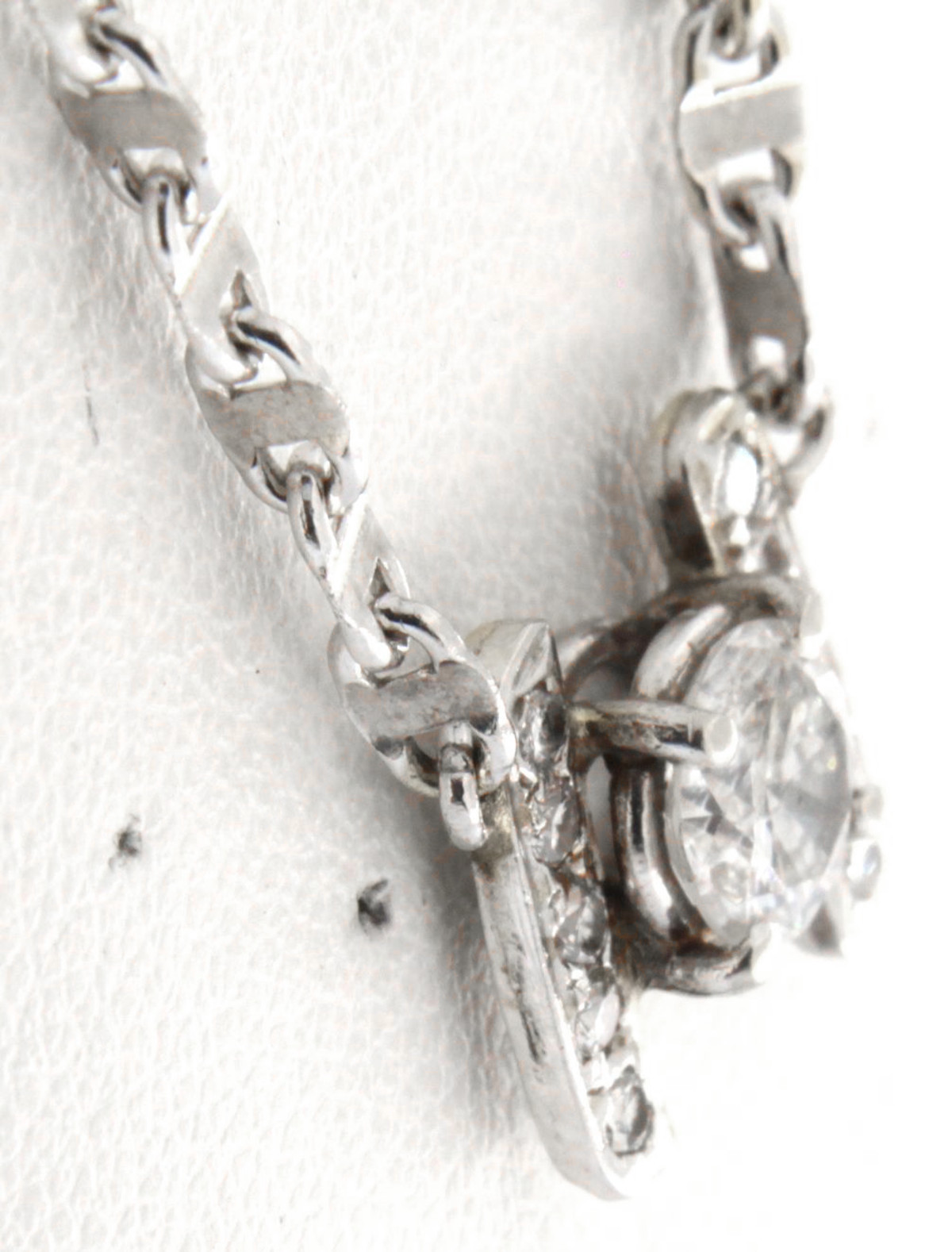 Women's 14kt White Gold Necklace