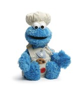 Sesame Street Cookie Monster Chef Teach Me 17-Inch Plush, Gund - €25,84 EUR