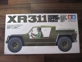 Tamiya Radio Control Model Kits : 1/12 XR311 Combat Support Vehicle Body Parts - $511.34