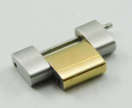 Tag Heuer F1 Formula 1 Two Tone Gold Link 18MM FAB019 BB0879 WAZ1120 New... - $39.41