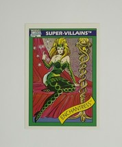 Marvel Universe 1990 Series 1 62 Enchantress  Trading Card Super-Villains - $1.97