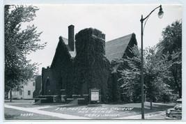 First Presbyterian Church & Manse Tracy Minnesota Real Photo RPPC 1950s ... - $7.43