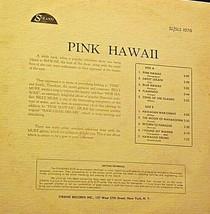Pink Hawaii AA20-RC2123 Vintage image 2