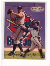 1999 Topps Gold Label #64 Jose Cruz Jr. Blue Jays Collectible Baseball Card - $0.99