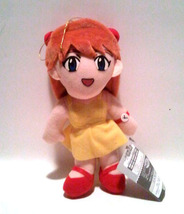"Neon Genesis Evangelion ""Asuka /Yellow Dress"" Plush / UFO Catcher * Anim... - $14.88"