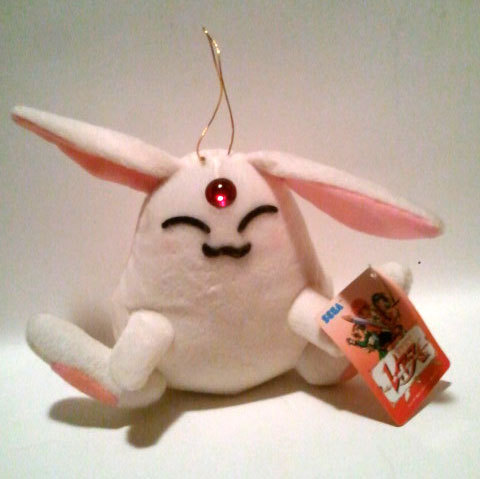 "Magic Knight Rayearth ""Mokona"" 1995 Vintage Plush / UFO Catcher * Anime"