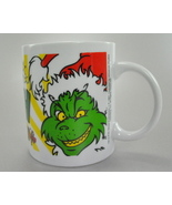 How The Grinch Stole Christmas Coffee Mug Cup - $7.75