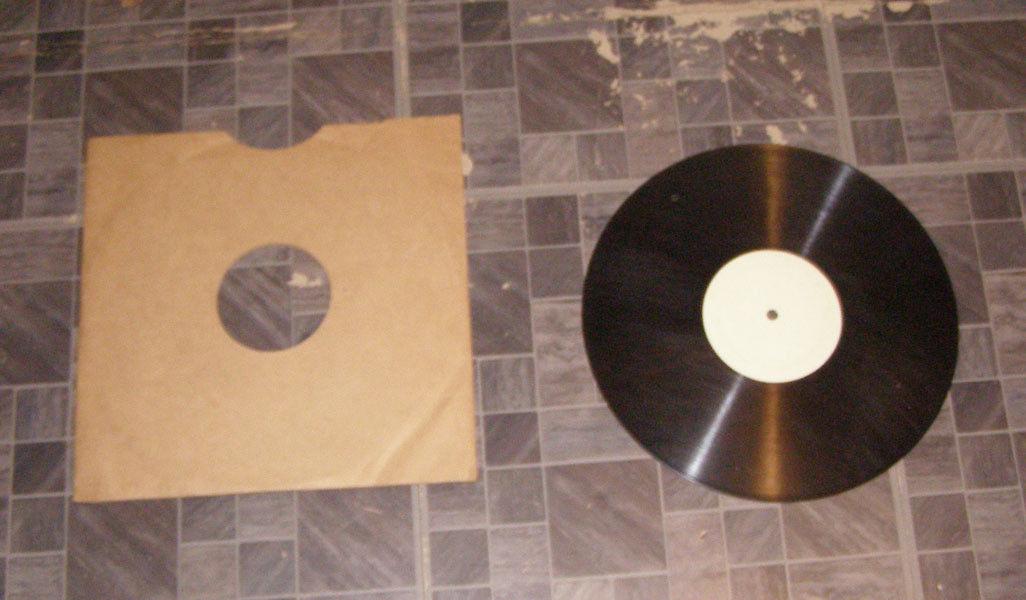 The Sound Of Music Vinyl LP Record 20th Century Fox Radio promo Julie Andrews