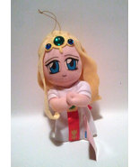 "Magic Knight Rayearth ""Emeraude"" 1995 Vintage Plush / UFO Catcher * Anime - $14.88"