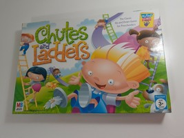 Chutes And Ladders Board Game - 2005 - By Milton Bradley Preschool Ages 3+ - $8.32