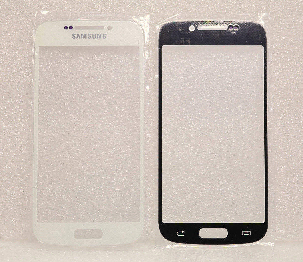 NEW Front Touch Screen Glass Lens For Samsung Galaxy S4 Zoom White