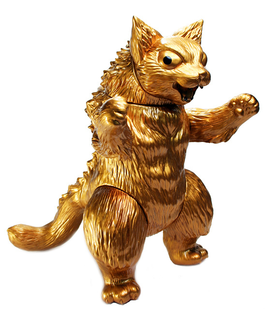 MaxToy King Negora Gold Version - Rare Flabslab Exclusive