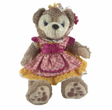 Tokyo Disney Sea Parks Shellie May Hidden Mickey 2015 Easter Teddy Bear Plush - $88.51