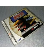 Midway Greatest Hits Vol 1 (Sega Dreamcast, 2000)  Case, Artwork and Man... - $9.99
