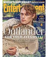Entertainment Weekly Magazine (November 17, 2017) Outlander Sam Heughan ... - $7.91