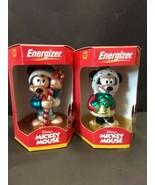 2000 set Walt Disney Mickey Mouse Energizer Battery promotion Christmas ... - $19.50