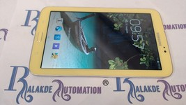 Samsung Galaxy Tab 3 T210 8GB  yellow used - $66.36