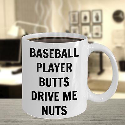 Funny Prank Birthday Gift For Baseball Lover Mom Wife Girlfriend Women Her Mug