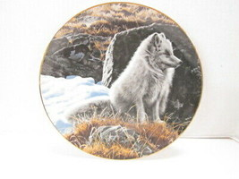 Hamilton Collection Northern Morning from Natures Quiet Moments collector plate - $12.82