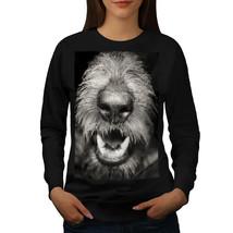 Welsh Terrier Cute Dog Jumper Cool Pet Comic Women Sweatshirt - $18.99