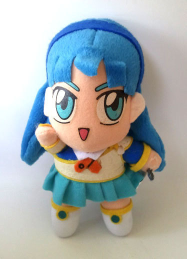 "Magic Knight Rayearth ""Umi"" CLAMP Plush / UFO Catcher * Anime"