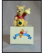 WINNIE THE POOH BIRTHDAY BIRTHSTONE FIGURE MAY - $11.99