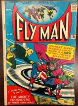 FLY MAN #33 (1965) Archie Radio Comics VG - $9.89