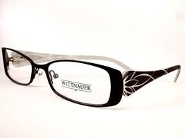 Wittnauer Fay Black 54-16-140 Women Optical Eyeglasses Designer - $79.17