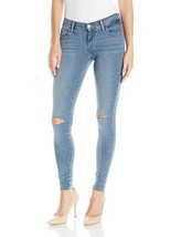 Levi's 710 Women's Super Skinny Ripped Distressed Jeans Show Stopper 177780103