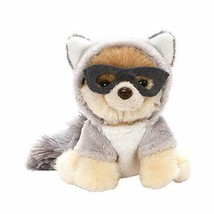 "Gund Itty Bitty Boo Stuffed Raccoon Plush Stuffed Dog 5"" New Free Shipping - $11.79"