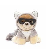 "Gund Itty Bitty Boo Stuffed Raccoon Plush Stuffed Dog 5"" New Free Shipping - $11.79"