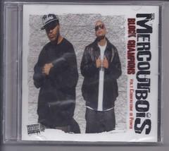 MERCOUTBOIS Block Champions Vol 1  CD, New - $2.95