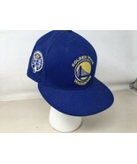 Golden State Warriors New Era 9FIFTY Black Adjustable Snap Snapback Hat ... - £16.58 GBP