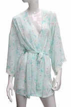 Flora Belted Robe Lingerie Delicate Pansy L/XL NWT - ₨1,980.94 INR
