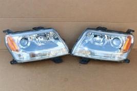 06-08 Suzuki Grand Vitara Halogen Headlight Light Lamp Matching Set L&R ... - $268.49