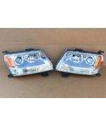 06-08 Suzuki Grand Vitara Halogen Headlight Light Lamp Matching Set L&R ... - $305.10