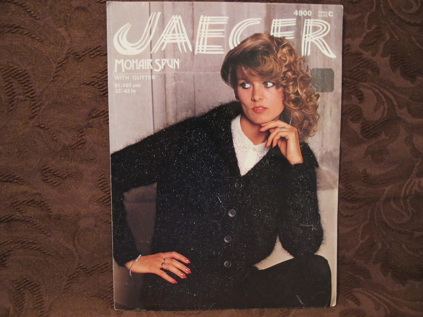 Vintage jaeger mohair spun knitting patterns and 13 similar items bankloansurffo Images