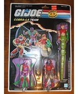 G.I. Joe Cobra-la Team Nemesis Enforcer, Royal Guard and Golobulus - $296.00