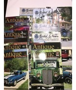 Antique Automobile & Model A News Magazines Lot of 17 total - $18.69