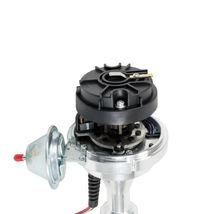 Pro Series R2R Distributor for Oldsmobile SB/BB, V8 Engine Black Cap image 4