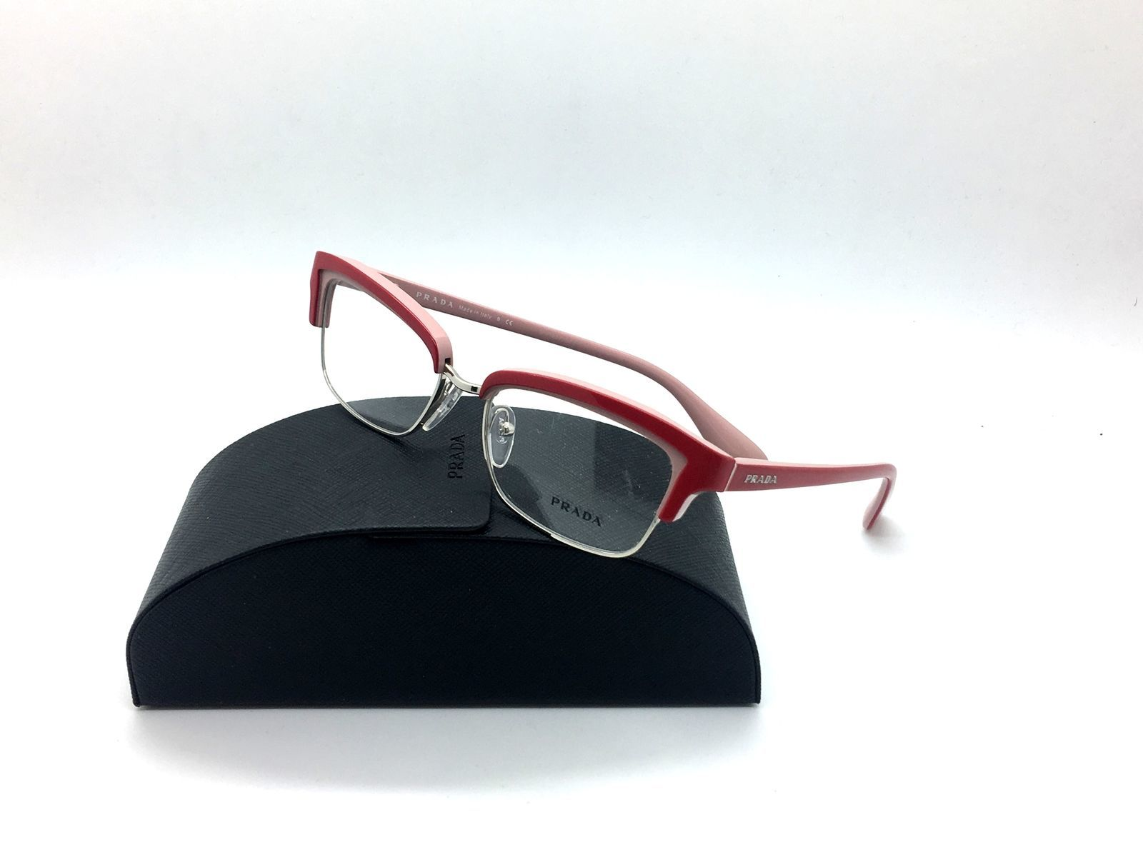 4add8ec049a Prada Pink Eyeglasses VPR 21P KAX 1O1 51 mm -  96.97