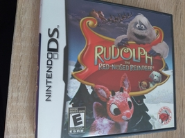 Nintendo DS Rudolph The Red Nosed Reindeer image 1