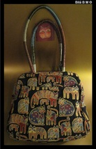 LAUREL BURCH Cat Tapestry TOTE Bag - Story Weavings - Free Shipping - $45.00