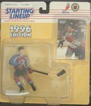 1996 NHL Starting Lineup Joe Sakic - $9.49