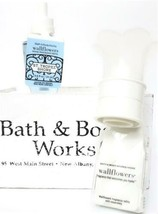 Bath and Body Works St Tropez Shore Bulb & White Wallflower Iron Gate Co... - $16.92