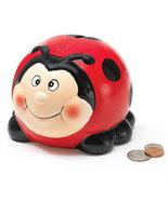 Ladybug Bank - $10.00
