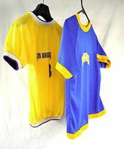 Lot of 2 UCLA  Laker Shirt Jerseys Doggie Outfits Pet XX-L XXL - $29.70