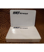 HMY Harmony Airways Airlines Deck of Playing Cards Souvenir BC. Canada A... - $19.99